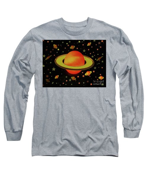 Outer Harvest Moons Long Sleeve T-Shirt