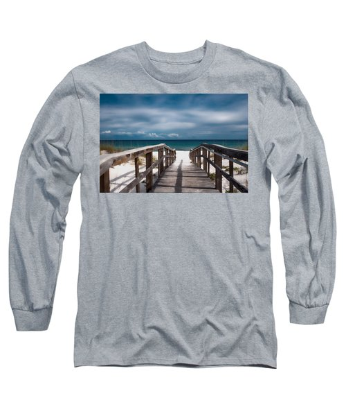 Over The Sand Long Sleeve T-Shirt