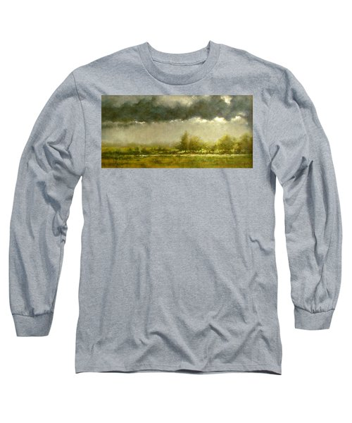 Overcast Day At The Refuge Long Sleeve T-Shirt