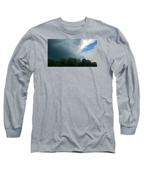 Overcome Long Sleeve T-Shirt by Carlee Ojeda