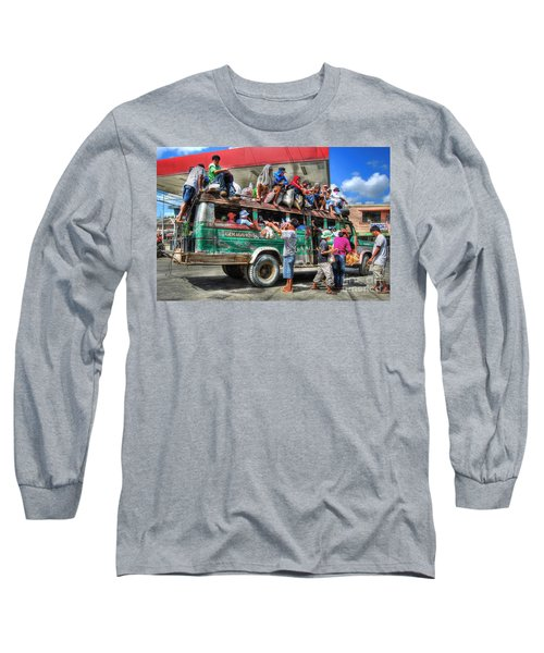 Overload Long Sleeve T-Shirt