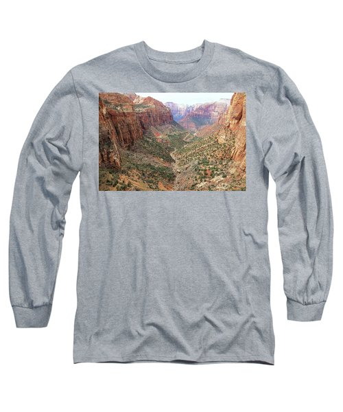 Overlook Canyon Long Sleeve T-Shirt