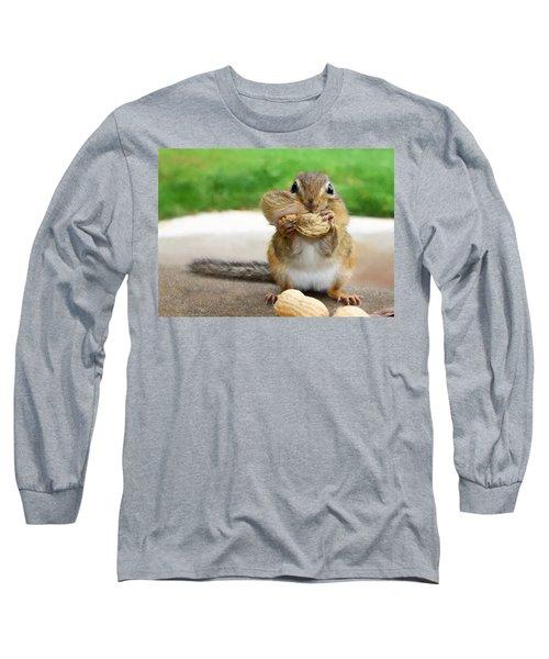 Overstuffed Long Sleeve T-Shirt