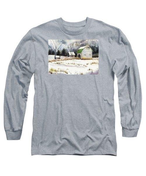 Owen County Winter Long Sleeve T-Shirt