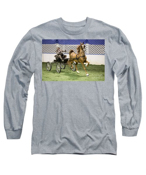 Beam Me To First Place, Scotty Long Sleeve T-Shirt by Lynn Sprowl