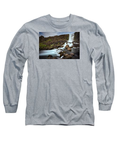 Oxararfoss Long Sleeve T-Shirt