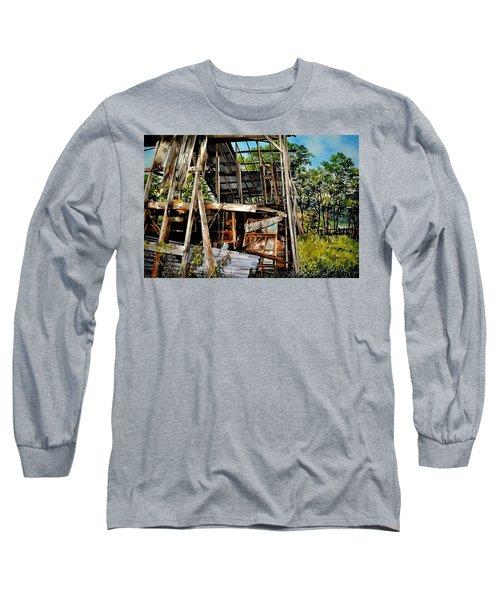 Ozark Barn Long Sleeve T-Shirt