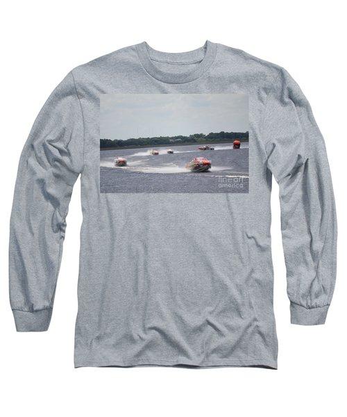 P1 Powerboats Orlando 2016 Long Sleeve T-Shirt