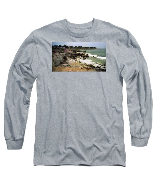 Pacific California Coast Beach Long Sleeve T-Shirt