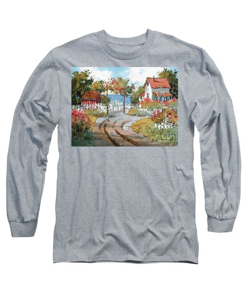 Pacific View Long Sleeve T-Shirt
