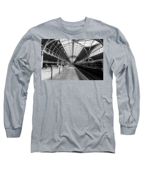 Paddington Station Long Sleeve T-Shirt
