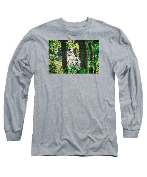 Page 13 Long Sleeve T-Shirt