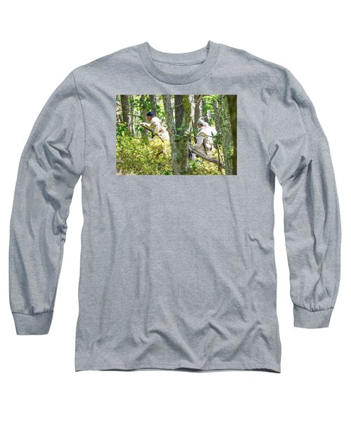 Page 32 Long Sleeve T-Shirt