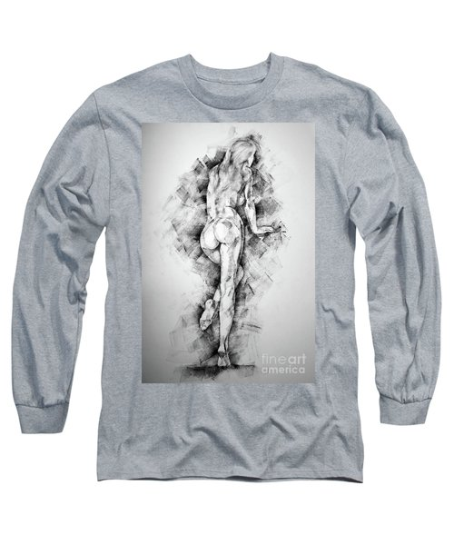Page 34 Long Sleeve T-Shirt