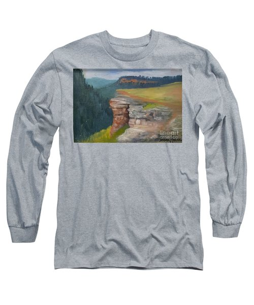 Pagosa Springs View Long Sleeve T-Shirt