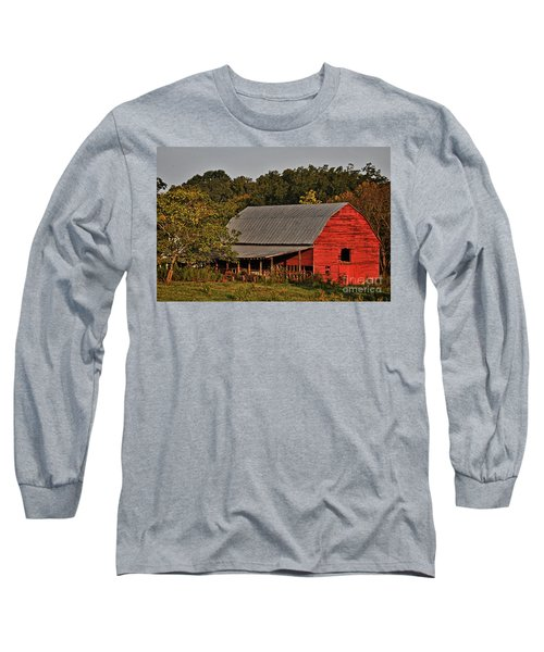 Paint It Red Long Sleeve T-Shirt