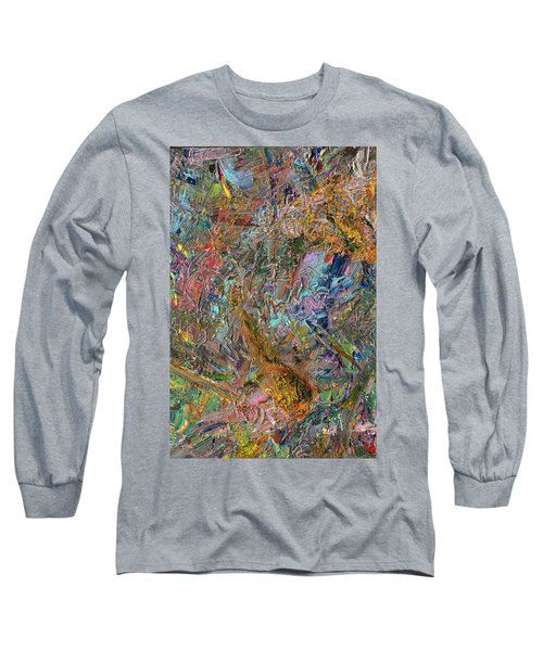 Paint Number 26 Long Sleeve T-Shirt