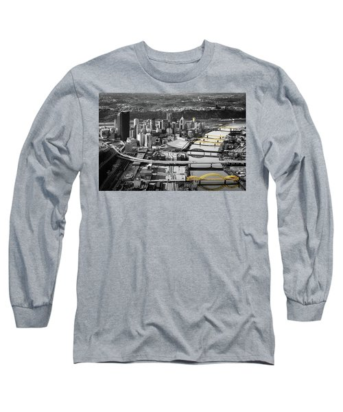 Painted Bridges  Long Sleeve T-Shirt