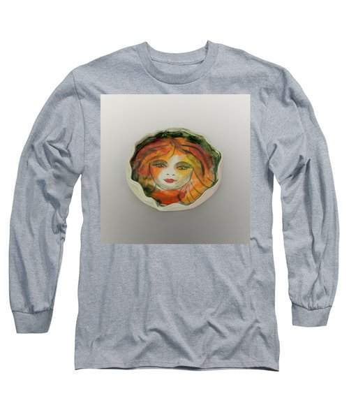 Painted Lady-1 Long Sleeve T-Shirt