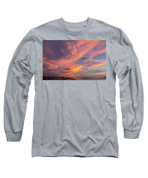 Painting By Sun Long Sleeve T-Shirt