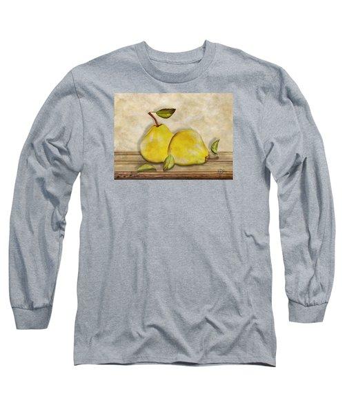 Pair Of Pears Long Sleeve T-Shirt