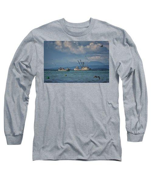 Pakalot Long Sleeve T-Shirt by Randy Hall