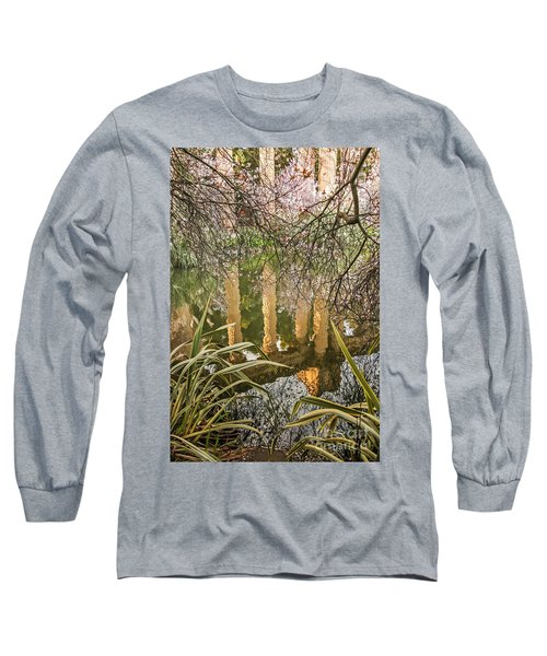 Long Sleeve T-Shirt featuring the photograph Palace Grounds 2007 by Kate Brown
