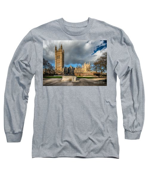 Palace Of Westminster Long Sleeve T-Shirt