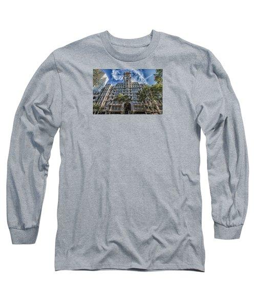 Palacio Barolo, Buenos Aires, Argentina Long Sleeve T-Shirt