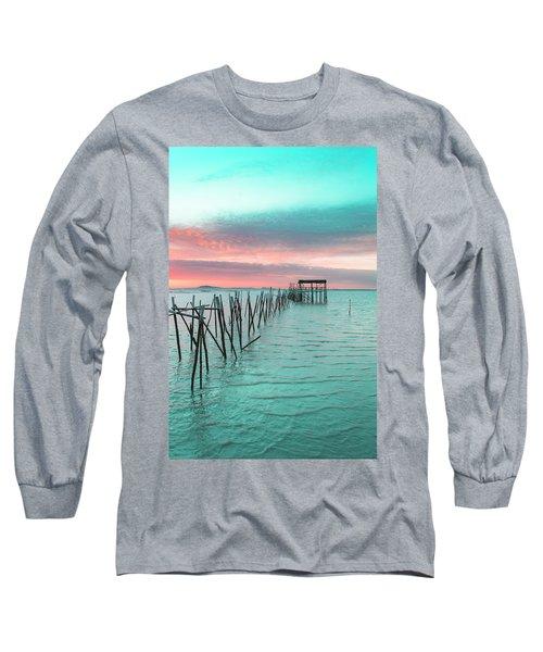 Palafitico 01 Long Sleeve T-Shirt