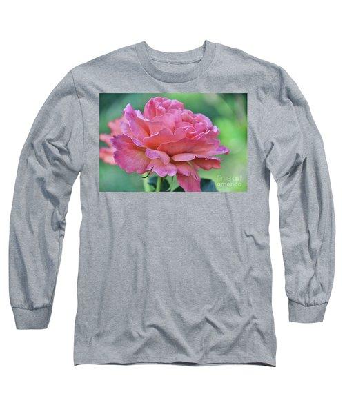 Pale Blush Long Sleeve T-Shirt