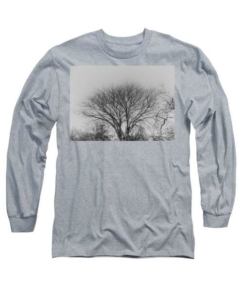 Pale Shades Long Sleeve T-Shirt