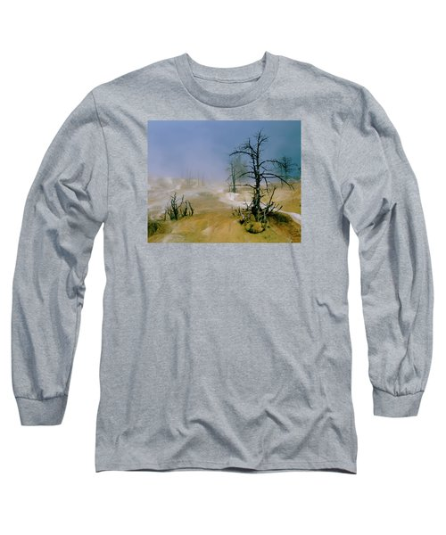 Palette Spring Long Sleeve T-Shirt by Ed  Riche