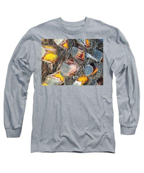 Palm Skin Long Sleeve T-Shirt