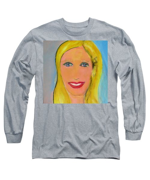 Palm Springs Doll Long Sleeve T-Shirt