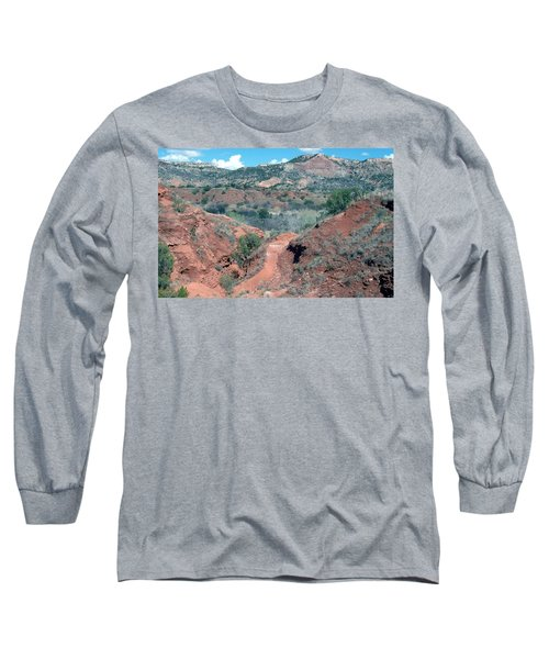 Palo Duro Canyon Long Sleeve T-Shirt