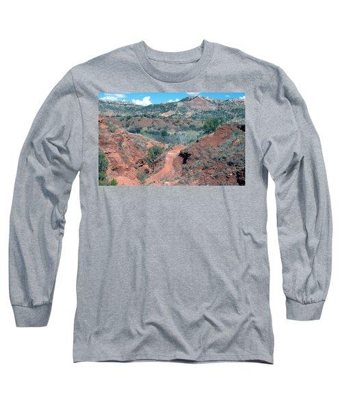 Palo Duro Canyon Long Sleeve T-Shirt