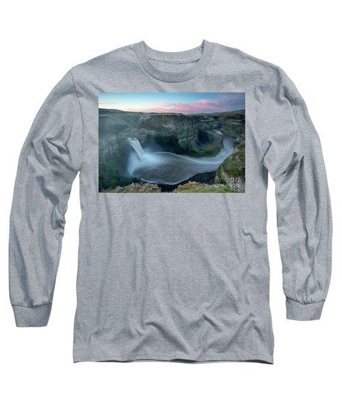 Palouse Falls Dawn Long Sleeve T-Shirt