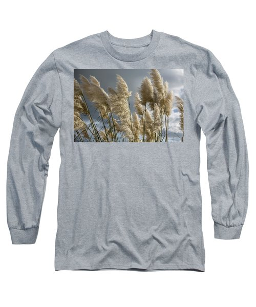 Pampas Grass Long Sleeve T-Shirt