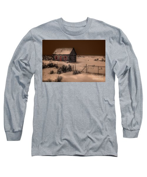 Panguitch Homestead Long Sleeve T-Shirt by William Fields