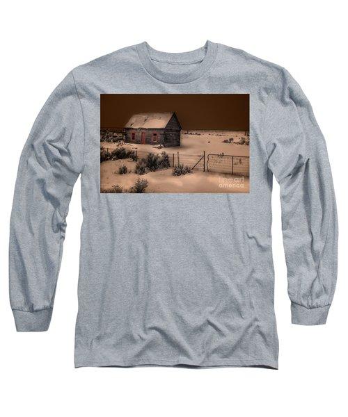Panguitch Homestead Long Sleeve T-Shirt