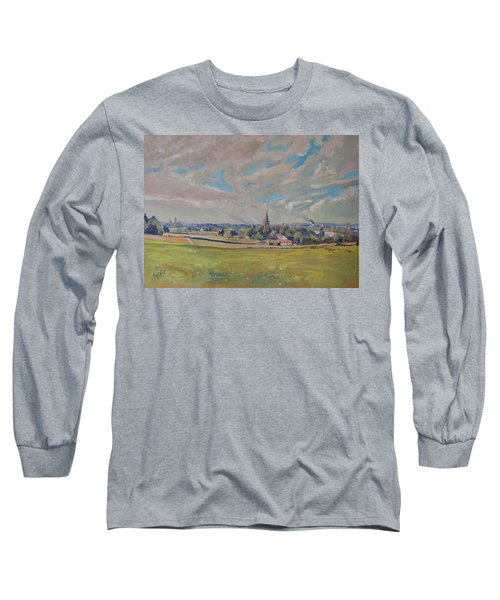 Panorama Maastricht Long Sleeve T-Shirt by Nop Briex