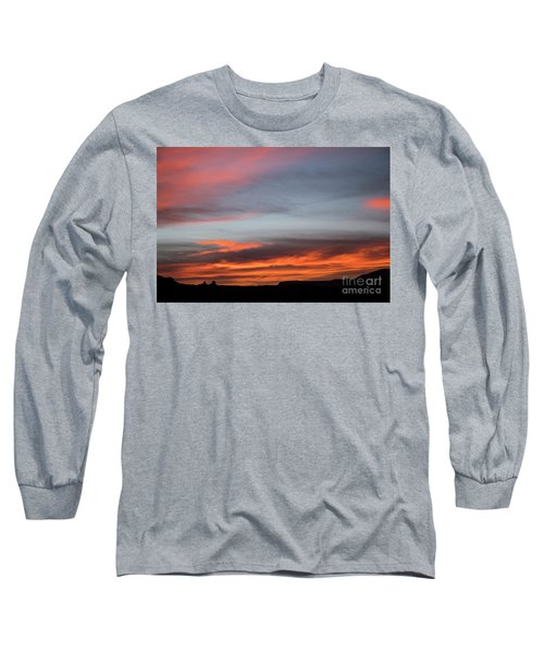 Panorama Point View Capital Reef Long Sleeve T-Shirt