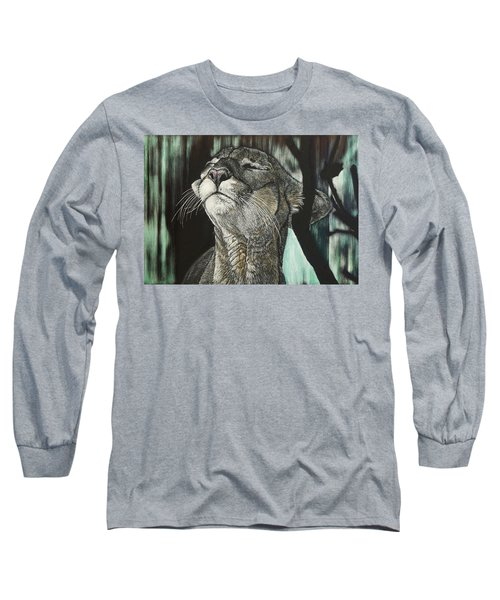Panther, Cool Long Sleeve T-Shirt