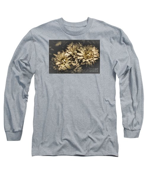 Long Sleeve T-Shirt featuring the photograph Paper Flowers by Jorgo Photography - Wall Art Gallery