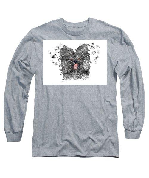 Please Pet Me Long Sleeve T-Shirt