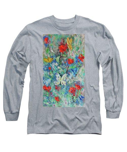 Papillons Long Sleeve T-Shirt