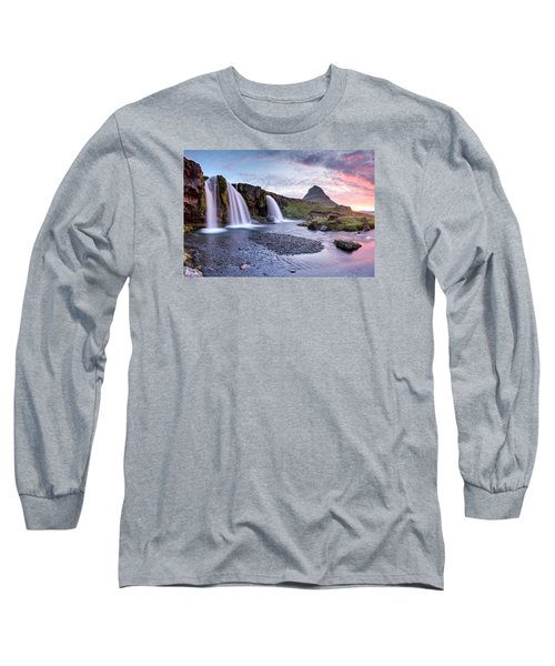 Paradise Lost Long Sleeve T-Shirt by Brad Grove