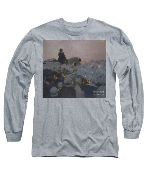 Pardon In Brittany Long Sleeve T-Shirt