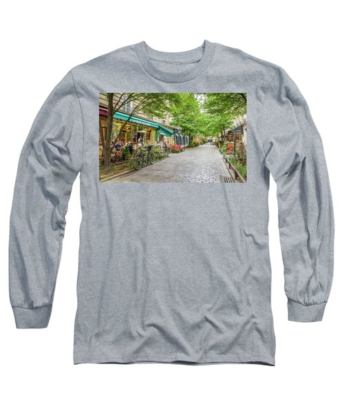 Paris In The Spring  Long Sleeve T-Shirt